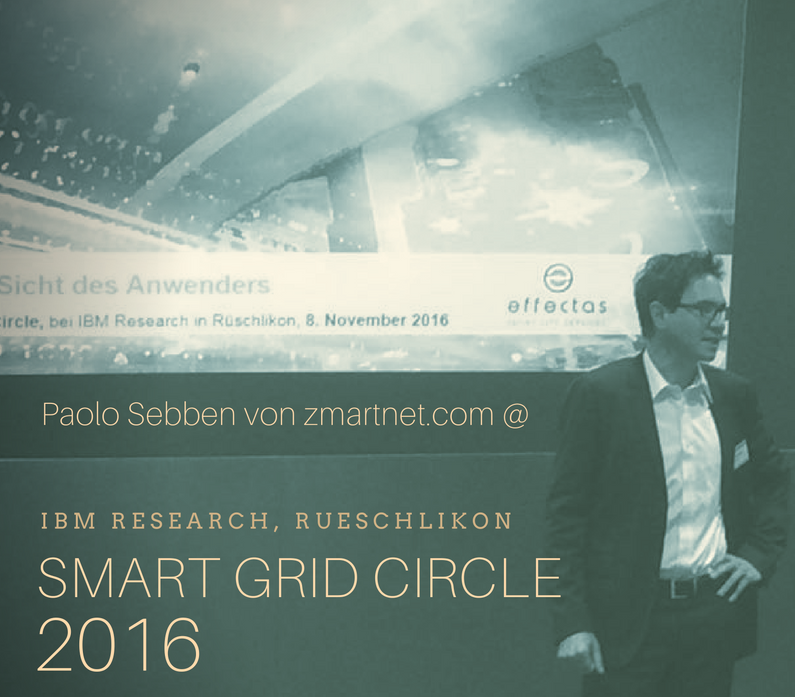 Paolo@smart grid circle